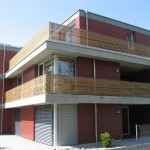 Wohnhaus, Wannenholzstrasse