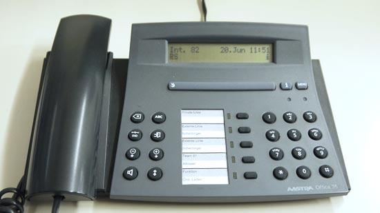 Telefonaparat